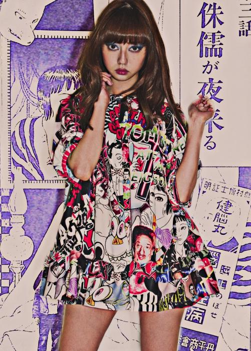 MEEWEE DINKEE 2015AW RIsa Nakamura